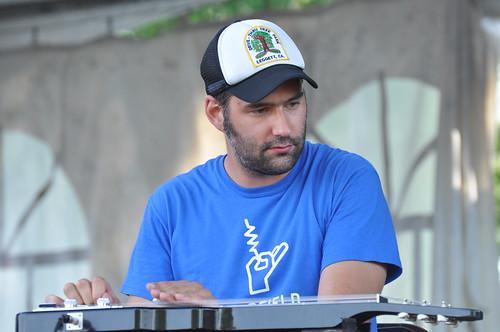 Timber Timbre at Ottawa Bluesfest 2010