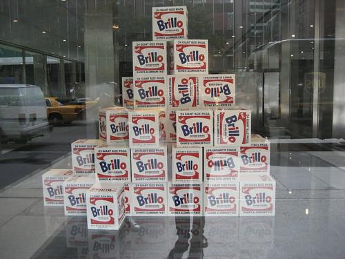 Mike Bidlo, Not Warhol