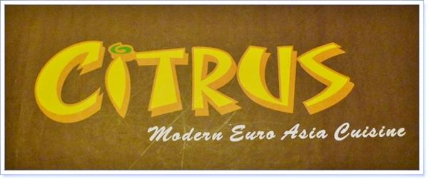 Citrus Modern Euro Asia Cuisine