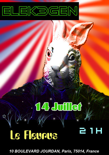 Affiche 14 juillet-lapin-live-Bollux