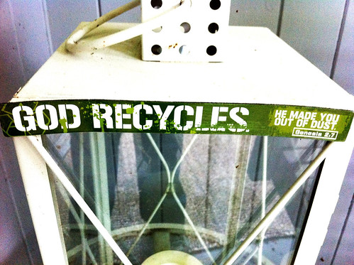 God Recycles