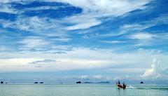 Krabi Sea - where you want to be.