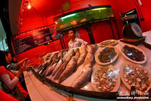 Perkampungan Ikan Bakar Terapung (PIBT) Umbai Baru