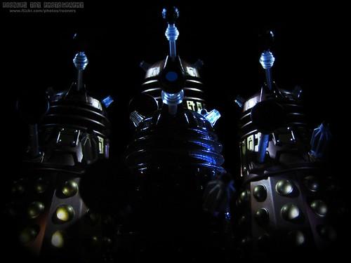 Dalek Rhapsody