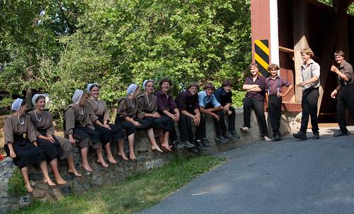 Amish Teens