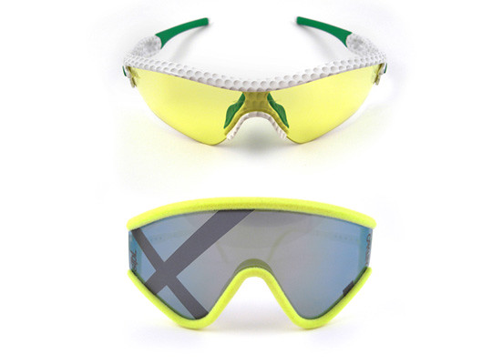 "Oakley x STPL – Eyeshade ""Tennis"" Edition"