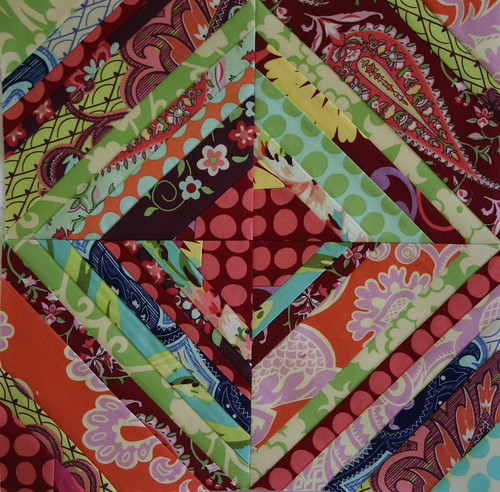 Love String Quilt Block