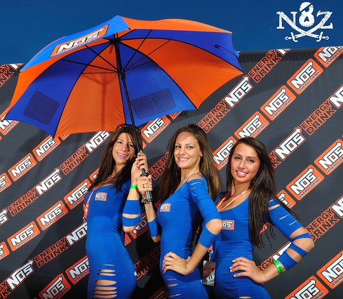 Nos Energy Girls