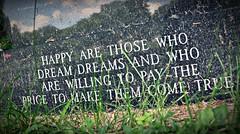 Those who dream (kristina melane) Tags: cemetery grave graveyard tombstone dream dreams coalvalleyil