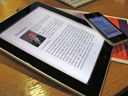 What's the Story ebook on iPad and iPhon by shiftstigma, on Flickr