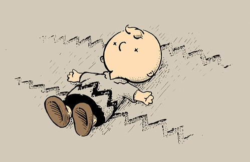 No black and white in the blue: El lado triste de Charlie Brown