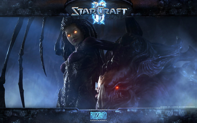 Starcraft II Wallpaper KERRIGAN