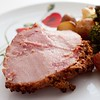 Gingersnap-Crusted Gammon