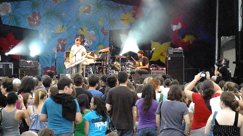 Woodhands at Ottawa Bluesfest 2010