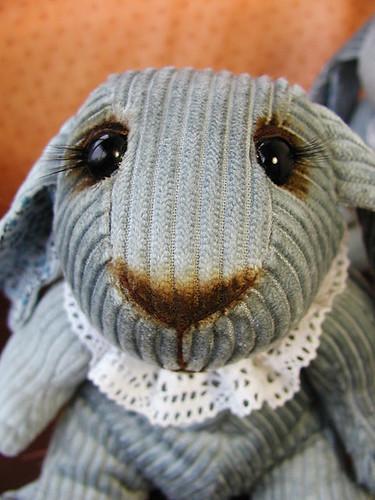 paunchy bunny 1 eyes