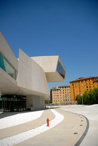 Maxii, musée du XXIème siècle, Rome by Yenbay, on Flickr
