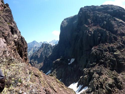 Trou du Tafonatu : Grande Barrière et Paglia Orba