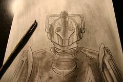 Cyberman WIP04