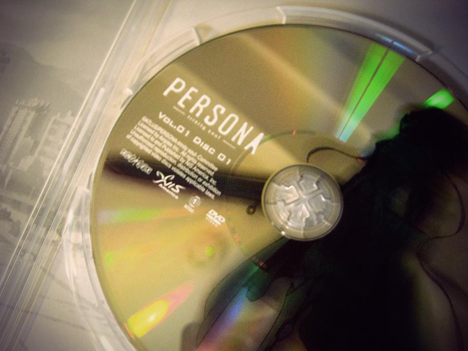 Persona Trinity Soul Volume 1 Disc 1