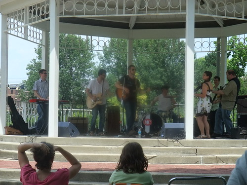 Goodale Park Music Series - Week 2