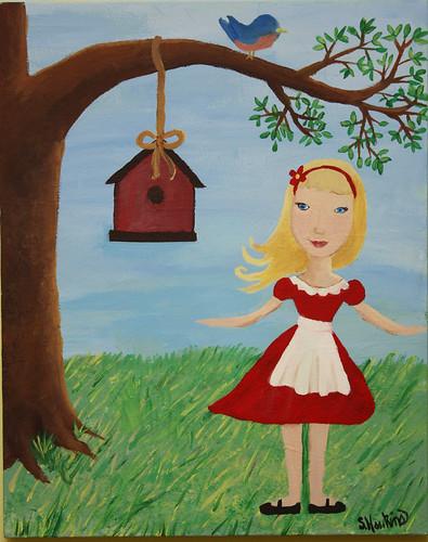 Zoe's painting