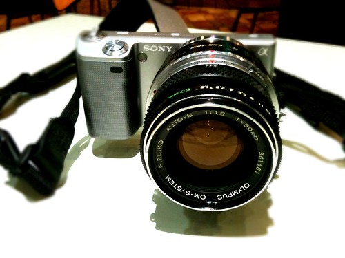 EOS Bridge for NEX-5/NEX-3
