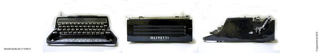 Olivetti Studio 42