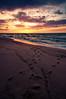 footsteps (Dennis_F) Tags: sardegna italien sunset sea sky italy sun beach strand landscape island spring sand meer italia waves sardinia sonnenuntergang angle sony wide spuren traces himmel sigma wideangle footsteps dslr sonne 1020 ultra sardinien footstep 2010 frühling wellen uwa sigma1020mm ultrawideangle sigmalens a700 sigma1020 uww sonyalpha sonydslr fusstapfen alpha700 sonya700 sonyalpha700 dslra700 sigma1020456 sigmaobjektiv