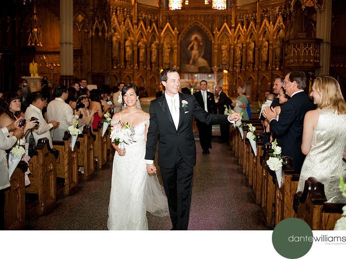 St. Patrick's Old Cathedral Wedding, New York 3