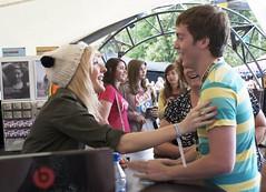 Ellie Goulding at the hmvfestival shop - Lovebox Festival July 2010 (hmv_getcloser) Tags: signing 2010 hmv lovebox loveboxfestival elliegoulding