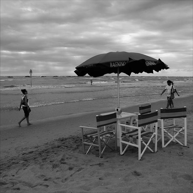 Bagnino- De la sèrie Une journée d'été sans soleil