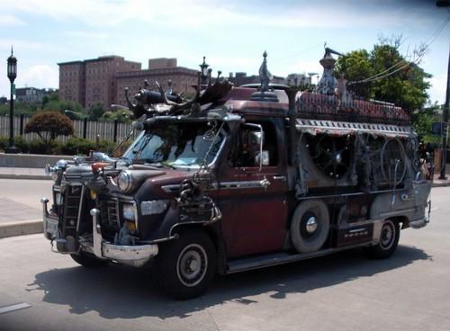 Artscape 2010 - Art cars