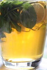 Liz * Mint Iced Tea (Paper Pie * Liz Scott) Tags: summer food lemon drink mint icedtea greentea refreshing paperpie lizkalli