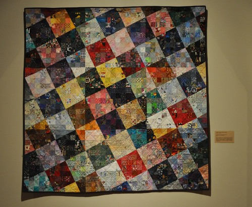 my quilt at the quilt show SMofA 2010