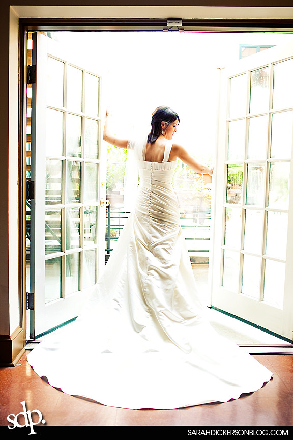 Kansas City wedding images, the Villas
