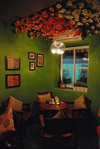 quán cafe ở sài gòn những quán cafe đẹp ở sài gòn  Hoa cafe Q.3 Hồ Chí Minh