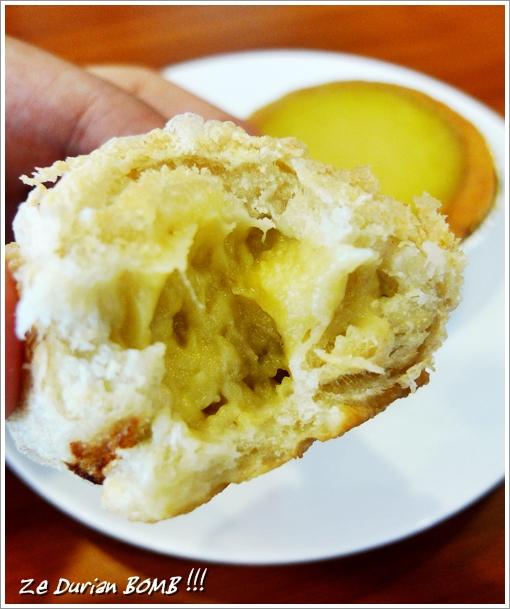 Durian Bomb