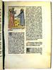 First Page of Main Text from 'Le Livre pour Garder la Santé du Corps'