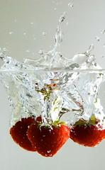 Lekkere aardbeien