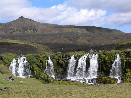 Icelandic lunching