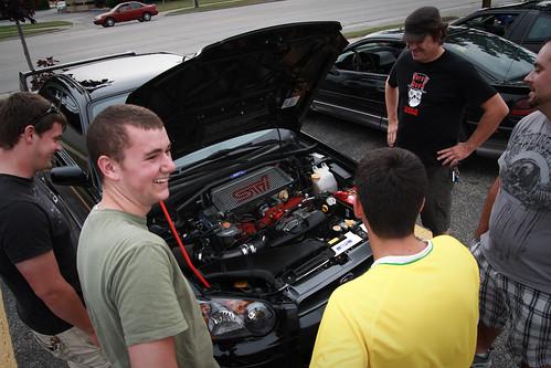 CMU Car Meet