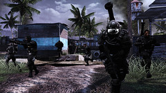 MAG for PS3: Sabotage Mode