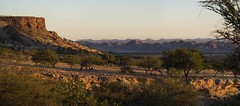 020 (Geoff Spiby) Tags: camping panorama landscapes scenery namibia adventuretravel stitchedpanorama