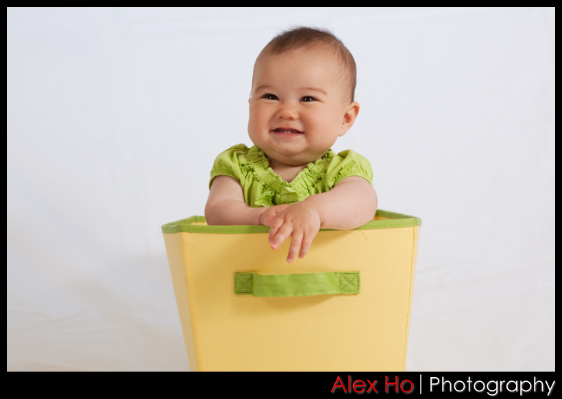 4817742434 c58c6c84e9 o Tessas 6 month photo session
