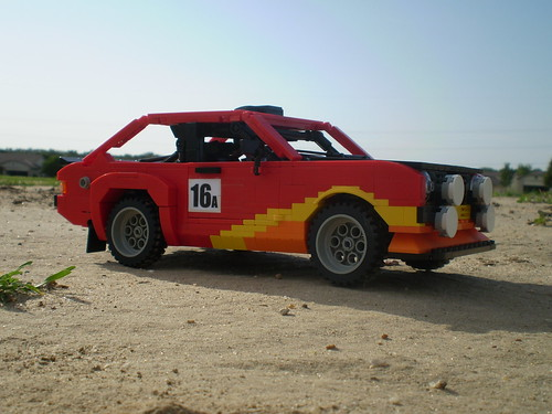 Ford Escort Mk2 Rally Car Pictures. Castle Display middot; 1978