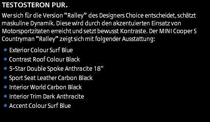 Designwelt Rallye