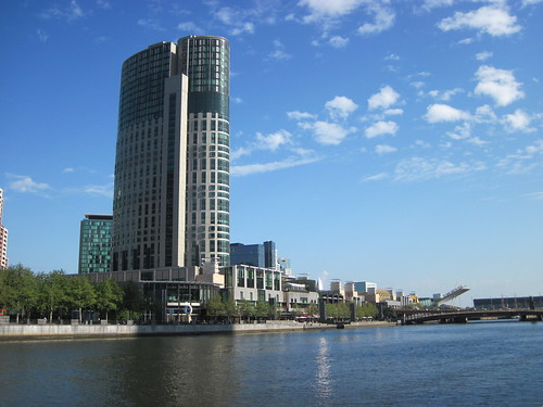 The Crown Casino, Melbourne
