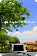 Garmin-Asus nüvifone M10