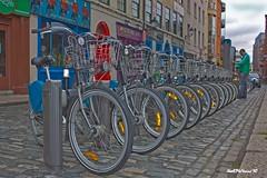 Hiring a Bike (Noel C McManus) Tags: ireland dublin bikes bicycles flickrawards dublinbikes mygearandme
