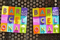 Barcelona, ciudad de colores (Irene Ruscalleda) Tags: barcelona color colors arcoiris rainbow bcn colores barcelone colorido